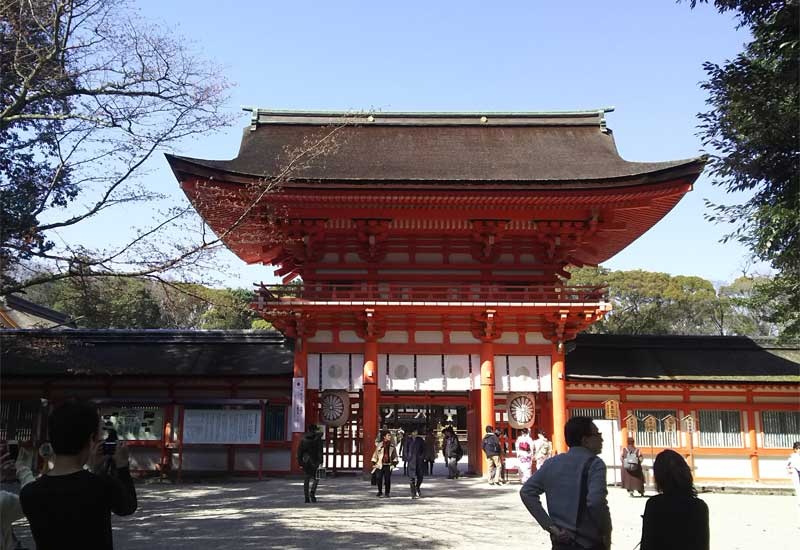 下鴨神社 楼門