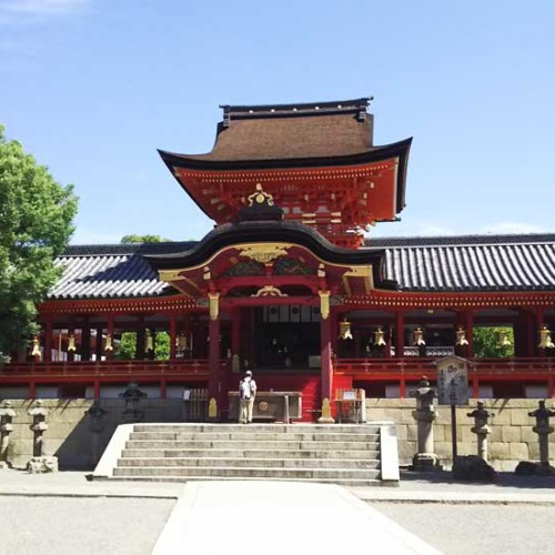 石清水八幡宮 社殿