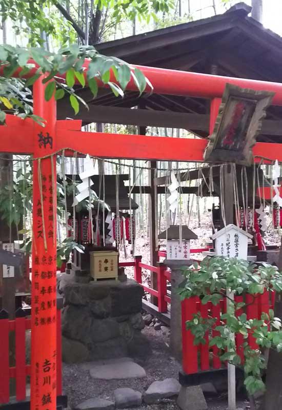 野宮神社 境内社
