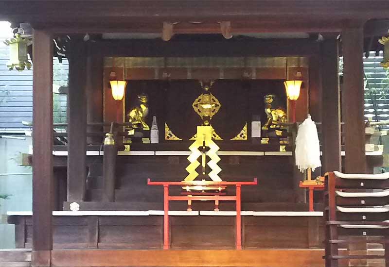 晴明神社 拝殿