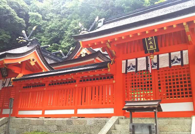 熊野那智大社 本殿