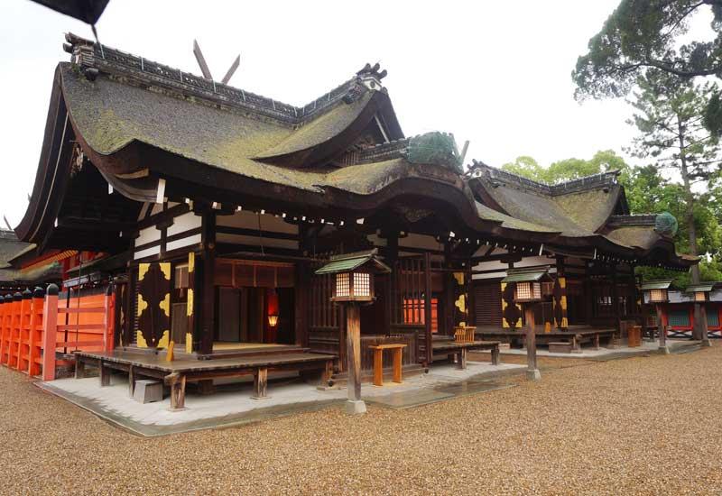 住吉大社 社殿