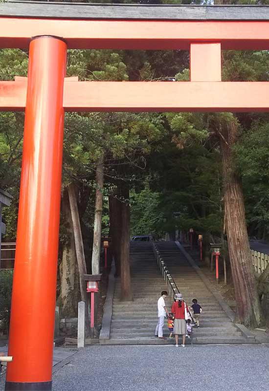 吉田神社 参道