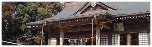 松沢 熊野神社