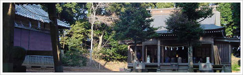 舟戸 左右神社